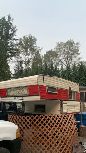 Small truck camper for Sale in Maple Valley, WA