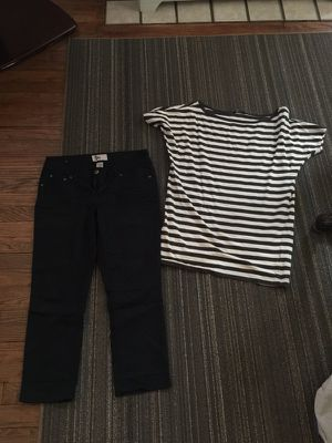 SO Brand Jeans, Victoria Secret Tunic for Sale in Pittsburgh, PA