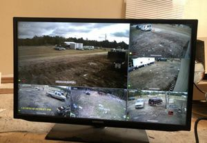 Security cameras systems installations 6 set for Sale in DeSoto, TX