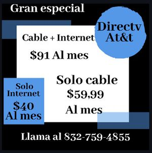 Cable for Sale in Baytown, TX