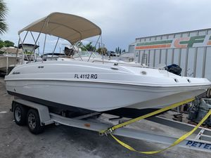 2017 Hurricane sundeck sport SS 188 boat for Sale in Hollywood, FL