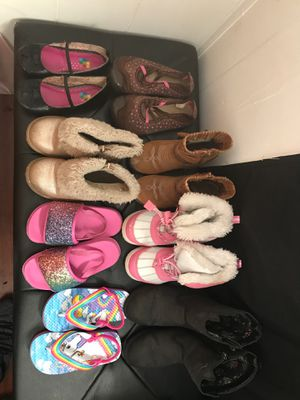 Girls shoes 8-10 for Sale in Westminster, CO