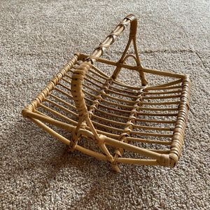‼️Wicker Basket Decor Holder‼️ for Sale in Edgar, WI