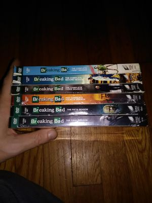 Breaking Bad Complete Series for Sale in Kingsport, TN
