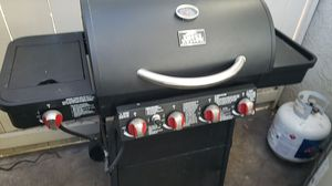 Charbroil Gás BBQ Grill + Propane Tank for Sale in San Diego, CA