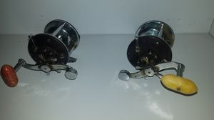 2 fishing reels for Sale in Bethlehem, PA