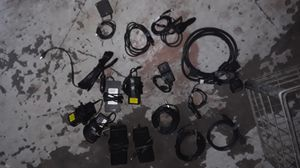 Laptop Chargers, hdmi, coax, and various cords and chargers for Sale in Lubbock, TX