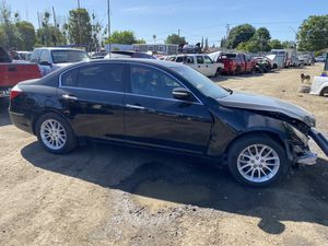 2009 Hyundai Genesis SDN for parts only (R&D) for Sale in Salida, CA