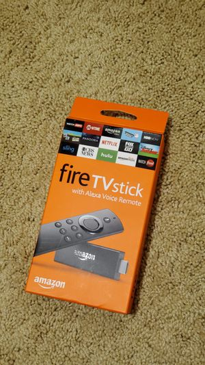 New Amazon fire TV stick for Sale in Issaquah, WA