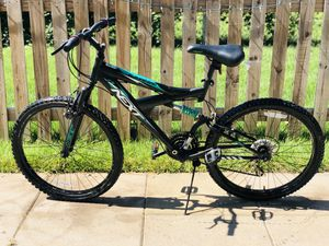 24 inch mountain bike, everything it's working for Sale in Riverdale, MD