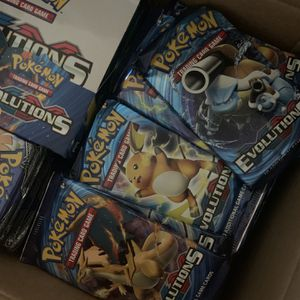 Pokemon XY Evolution Booster Packs for Sale in Alameda, CA