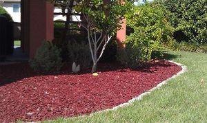 Garden mulching for Sale in Spring, TX