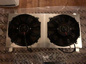 Mishimoto 02-06 Acura RSX Base & Type S Aluminum Fan Shroud Kit for Sale in Garden Grove, CA