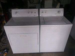 Kenmore set washer and dryer for Sale in Columbus, OH