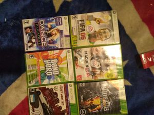 Xbox360 games for Sale in NC, US