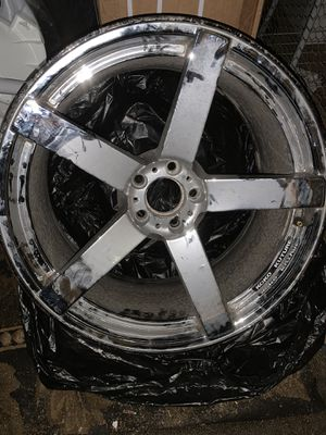 20inch rims for Sale in Greenfield, WI