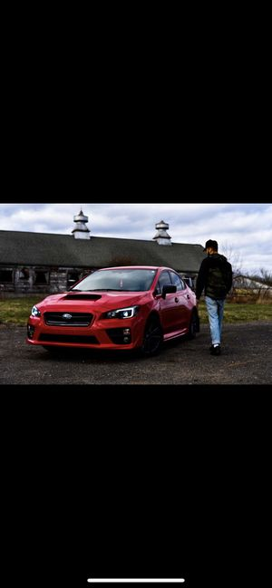 SUBARU WRX 2017 26,000 MILES MINT for Sale in Wolcott, CT