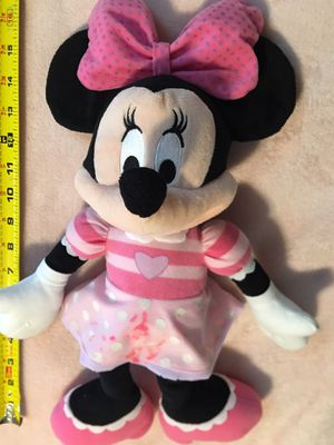 Minnie Mouse stuff toy for Sale in Hemet, CA