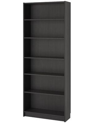 Black Bookcase, 6 shelves for Sale in Miami Beach, FL