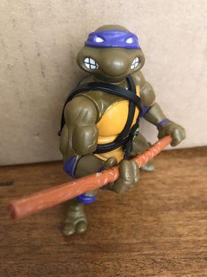 Vintage TMNT Teenage Mutant Ninja Turtles 1988 Donatello Action Figure for Sale in Norwalk, CA
