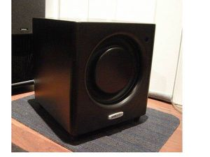Hi End Polk Audio DSW1000 with 1200 watts Subwoofer for Sale in Santa Ana, CA