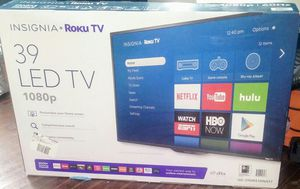 """Insignia 39"""" LED Smart T.V for Sale in US"""