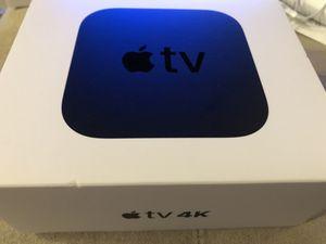 Apple TV 4K 32 gb for Sale in Manteca, CA