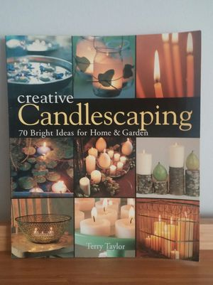 Creative Candlescaping For Home And Garden for Sale in Montgomery Village, MD