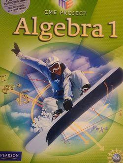 Algebra 1 Book for Sale in Los Lunas,  NM