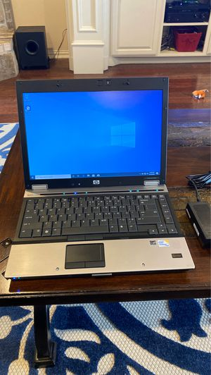 HP Laptop 4Gb Ram 500 GB Hard Drive Windows 10 Office 2016 WebCam Zoom Ready Great for school for Sale in Fort Worth, TX