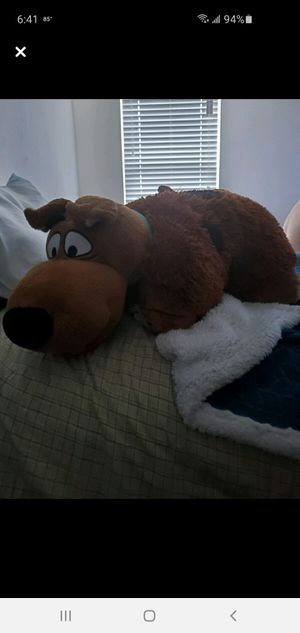 Scooby-doo pillows plush for Sale in Pooler, GA