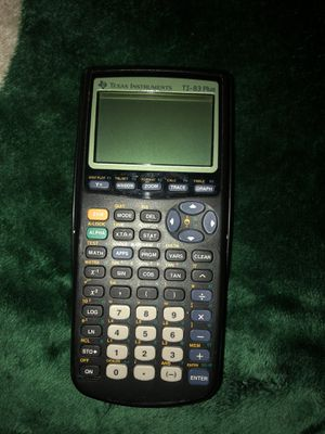 Ti-83 Plus for Sale in Fort Worth, TX