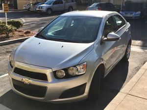 CHEVROLET CHEVY SONIC LS 2013 — 59K Miles — Very Good & Clean Condition — for Sale in Las Vegas, NV