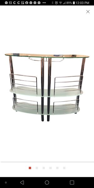 Bar and 4 barstools for Sale in Mableton, GA