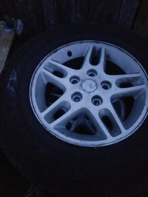4 225 70 16 jeep wheels and tires for Sale in North Haven, CT