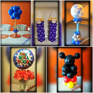 Balloon Decor for Sale in Florissant, MO