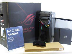 **Financing +Warranty** Gaming Desktop Computers Pc ASUS ROG Strix GL12 i7-9700F 16GB RAM RTX 2060 ( 6 GB) 256GB SSD + 1TB HD Windows 10 for Sale in Fontana, CA