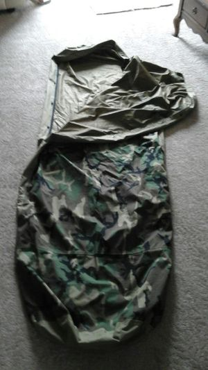 Military bivouac sleeping bag cover. Gortex for Sale in Lake Stevens, WA