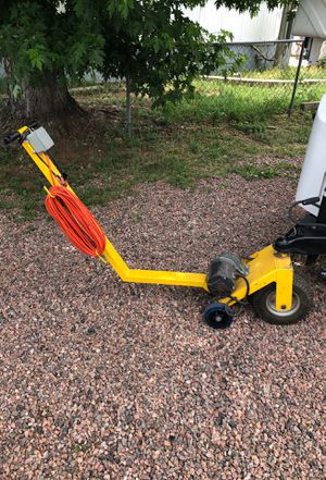 Very heavy duty trailer caddy electric for Sale in Colorado Springs, CO