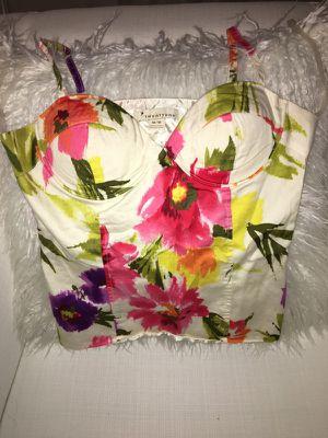 Floral bustier top! Forever 21! for Sale in Atlanta, GA