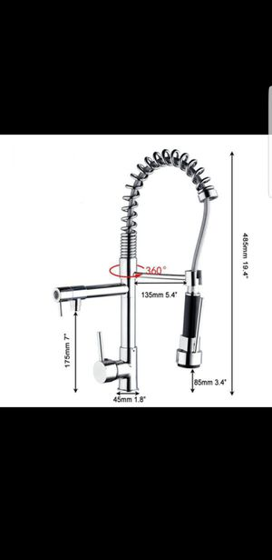 New Modern Kitchen Sink Pull Out Spray Faucet for Sale in Fort Lauderdale, FL