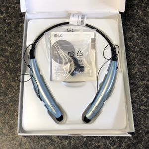 LG HBS-770 Tone Pro Bluetooth Headset With Box 88469-1 for Sale in Tampa, FL