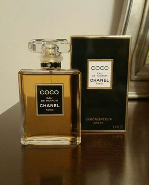 Coco Chanel Eau De Parfum 3.4 Oz 100 ml Perfume Spray For Women Brand New Edp New for Sale in Houston, TX