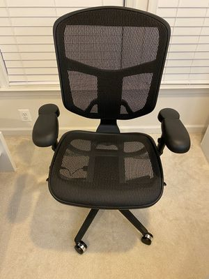 Ergonomic Adjustable Office Chair - Very Comfortable for Sale in Ashburn, VA