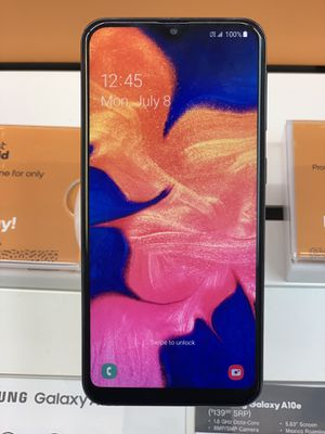 Samsung Galaxy A10e For Free When you Switch to Boostmobile for Sale in Ocoee, FL