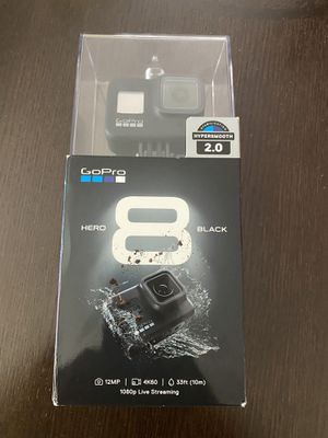 Go Pro Hero 8 Black for Sale in New Haven, CT