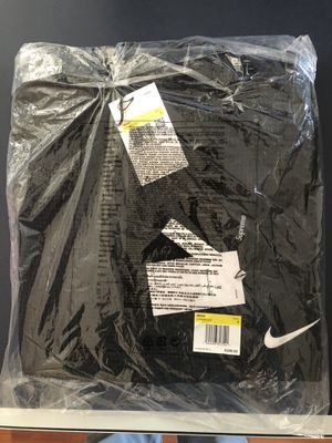 Supreme Nike Black Anorak Jacket Small for Sale in Irvine, CA
