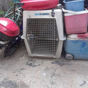 Dog kennel grow dog for Sale in Brooklyn, NY