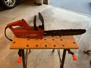 "Toro Electric Chain Saw 14"" for Sale in Freehold, NJ"