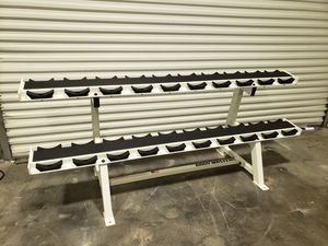 Bodymasters commercial dumbbell rack for Sale in Clearwater, FL